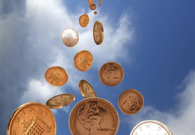 Видеть во сне монеты