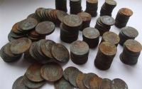 Чудесное лечение медными монетами