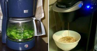 25 идей того, как по-другому использовать кухонную технику